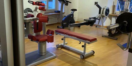 Raum für Physiotherapie im Therapiezentrum Hinwil in Zürich